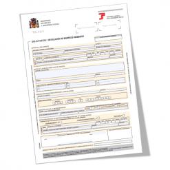 Reclamación de devolución de ingresos indebidos a la AEAT