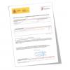 Certificado de estar al corriente de las obligaciones con la Seguridad Social