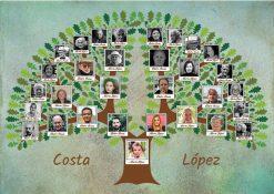 Árbol genealógico