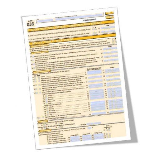 Modificación censal. Asesoría online Genealia.