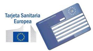 Documento Tarjeta Sanitaria Europea